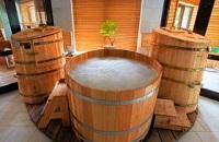 Кедровая баня сохранит молодость