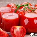 Томатный сок поможет восстановить мышцы